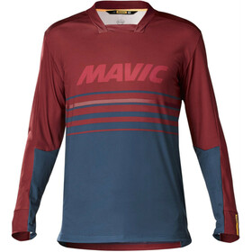 Mavic Deemax Pro - Maillot manches longues Homme - rouge